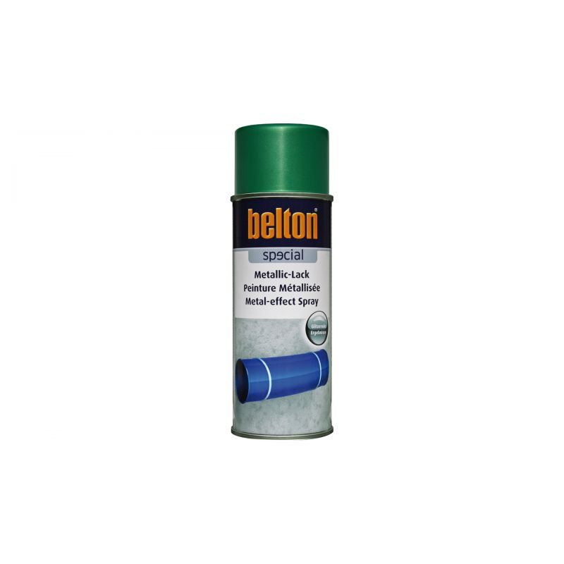 Belton Metallic Spray Paint Green 400 Ml Spraydosen
