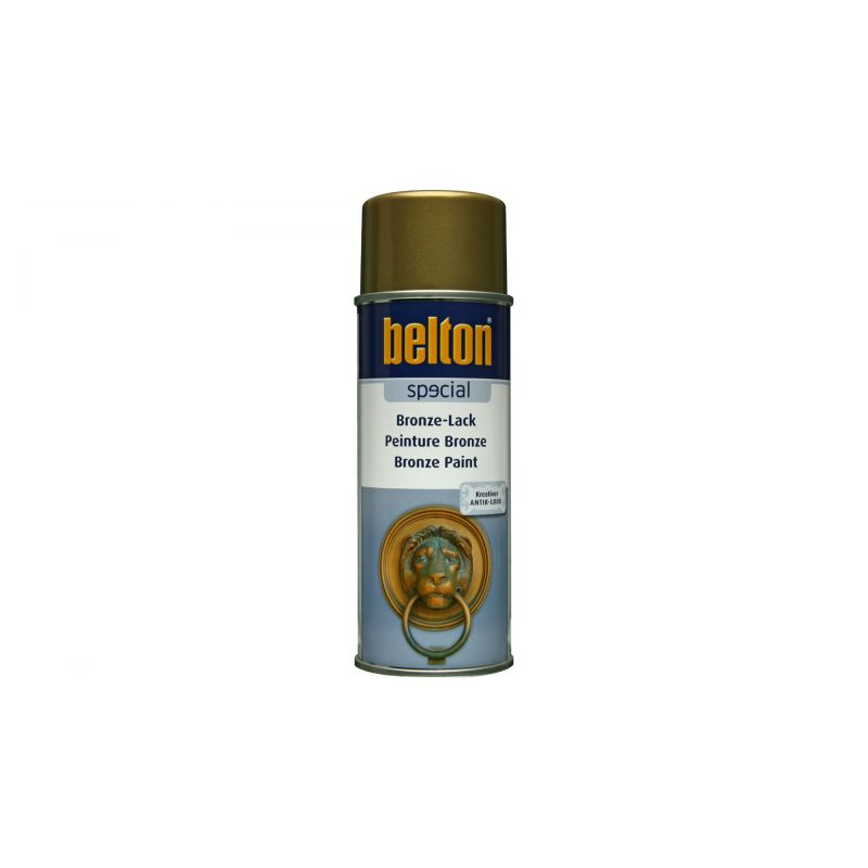 belton bronze lack spray gold 400 ml spraydosen shop autolack. Black Bedroom Furniture Sets. Home Design Ideas
