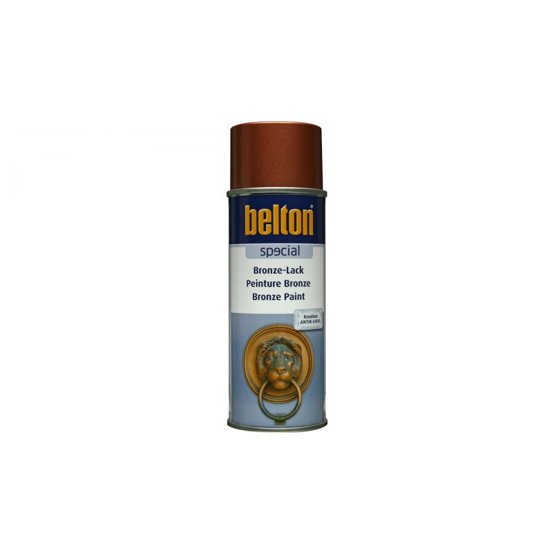 belton bronze lack spray kupfer 400 ml spraydosen shop autolac. Black Bedroom Furniture Sets. Home Design Ideas