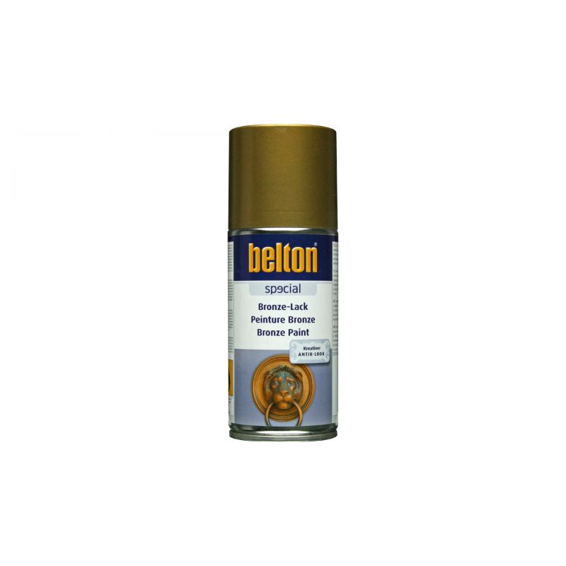 belton bronze lack spray gold 150 ml spraydosen shop autolack. Black Bedroom Furniture Sets. Home Design Ideas