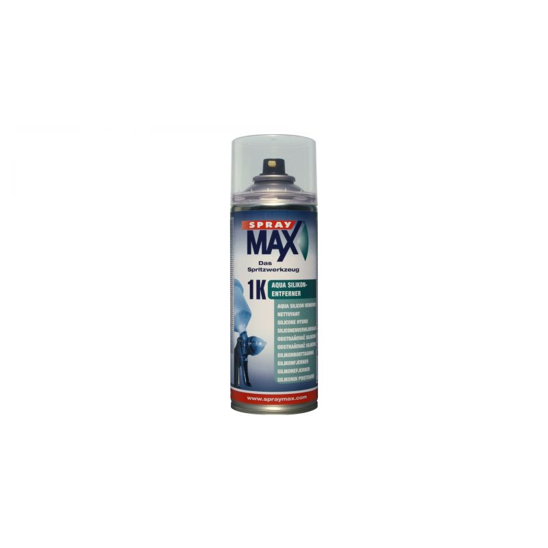 spray max aqua silikonentferner spraydose 400ml. Black Bedroom Furniture Sets. Home Design Ideas
