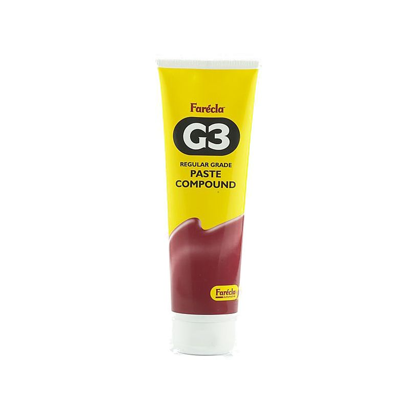 how to use g3 regular grade paste compound
